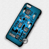 Sherlock 221B Moriarty - iPhone 7 6S SE 4S Cases & Covers