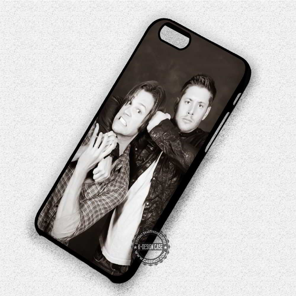 finest selection 44771 130e1 Sam and Dean Winchester Supernatural - iPhone X 8+ 7 6s SE Cases & Covers
