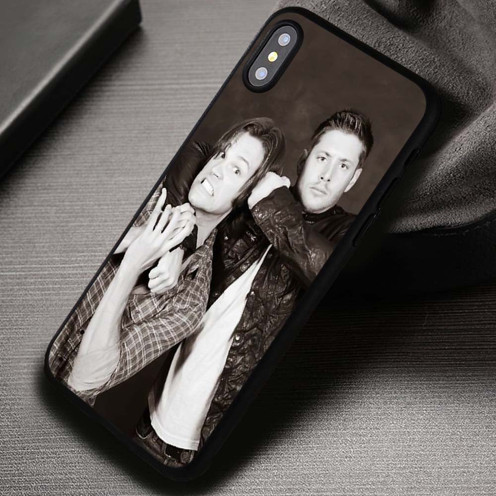 Winchester And Supernatural iphone case