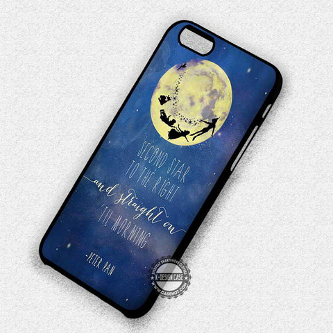 Second Star To The Right - iPhone 8+ 7 6s SE Cases & Covers