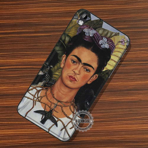 Self Portrait Frida Kahlo - LG Nexus Sony HTC Phone Cases and Covers