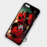 Selfie Deadpool - iPhone 7 6 Plus 5c 5s SE Cases & Covers