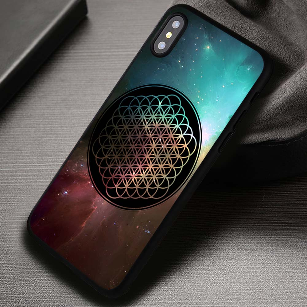 bring me the horizon sempiternal and bmth iphone case