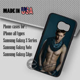 Sexy Dean Winchester - Samsung Galaxy S7 S6 S5 Note 5 Cases & Covers