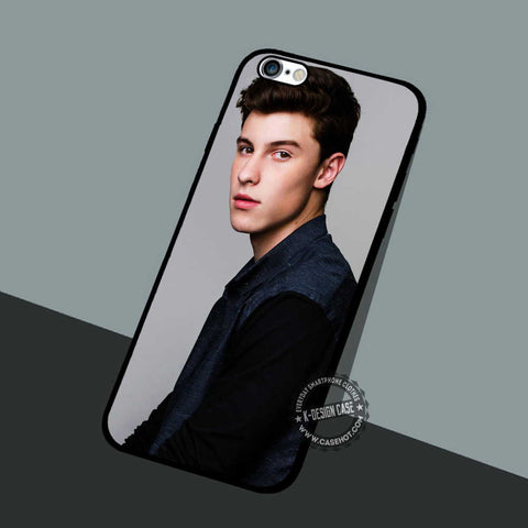 Shawn Mendes Pose - iPhone 7 6 5 SE Cases & Covers