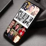 Shawn Mendes Collage - iPhone X Case