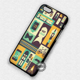Sherlock Holmes Collage Art - iPhone 7 6 Plus 5c 5s SE Cases & Covers