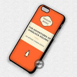 Sherlock Holmes Classic - iPhone 7 Plus 6 Plus SE Cases & Covers