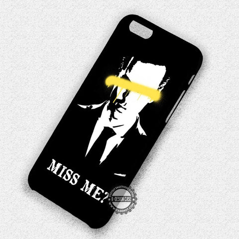 Miss Me Quote - iPhone 7 Plus 6 Plus SE Cases & Covers