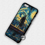 Sherlock Starry Fall - iPhone 7 6 Plus 5c 5s SE Cases & Covers