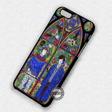 Watson Stained Glass - iPhone 7 Plus 6 Plus SE Cases & Covers