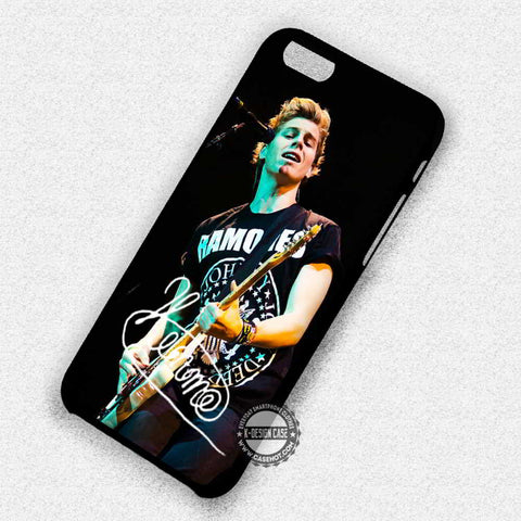 Signature Luke Hemmings 5SOS - iPhone 7 6 Plus 5c 5s SE Cases & Covers