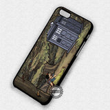 Snow White & Tardis - iPhone 7 6 Plus 5c 5s SE Cases & Covers