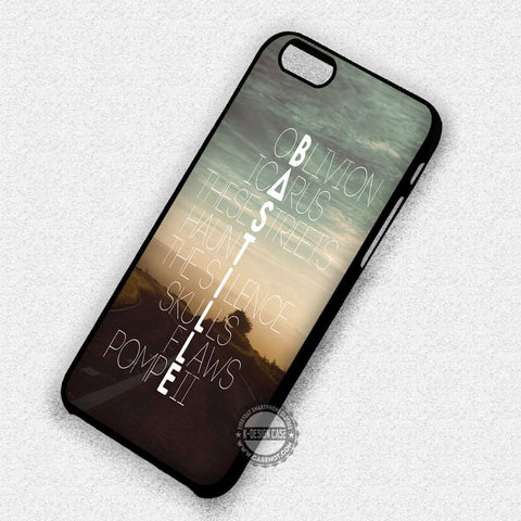 Songs Title Logo - iPhone 7 6+ 5s SE Cases & Covers