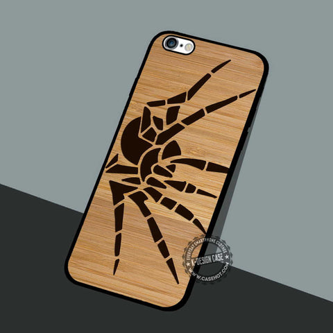 Spider Animal Tribal - iPhone 7 6 5 SE Cases & Covers