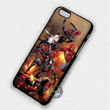 Army Spiderman - iPhone 6 5s SE Cases & Covers