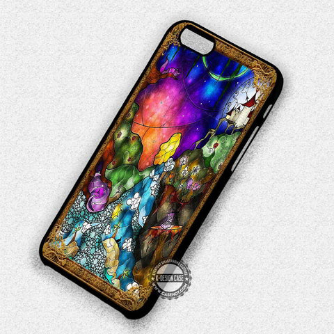 Stainned Glass Framed - iPhone 7 6 Plus 5c 5s SE Cases & Covers