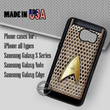 Star Trek Communicator - Samsung Galaxy S7 S6 S5 Note 5 Cases & Covers