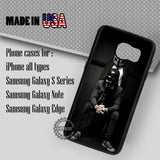 Boba Fett n Darth Vader with Suit - Samsung Galaxy S7 S6 S5 Note 5 Cases & Covers