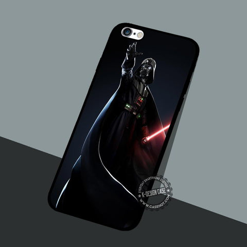 Darth Vader Sith - iPhone 7 6 5 SE Cases & Covers