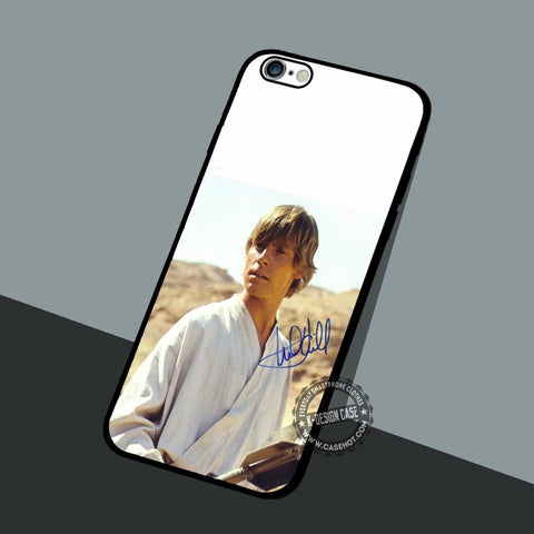 Star Wars Luke - iPhone 7 6 5 SE Cases & Covers