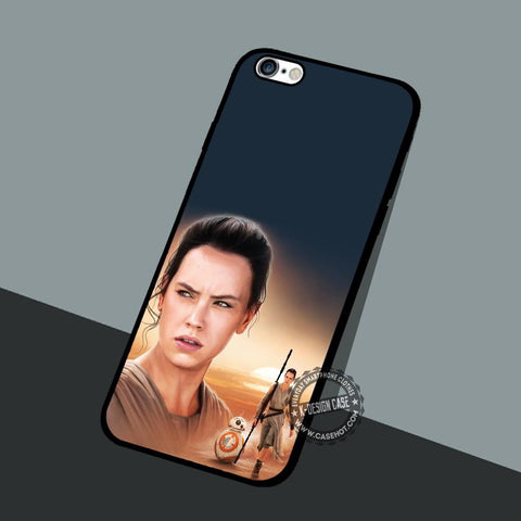 Star Wars Art - iPhone 7 Plus 5 SE Cases & Covers