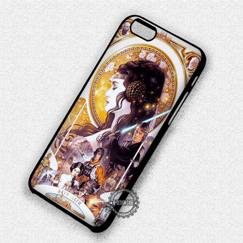 Star Wars Beautiful Art - iPhone 7 6 Plus 5c 5s SE Cases & Covers