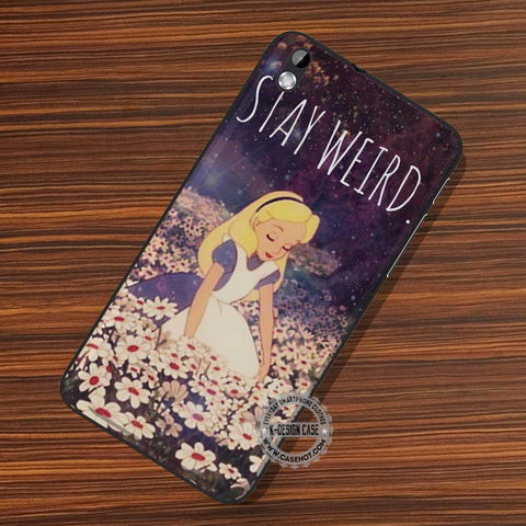 Stay Weird Nebula - LG Nexus Sony HTC Phone Cases and Covers