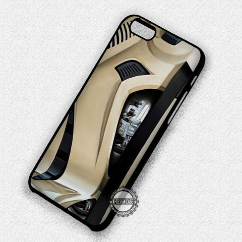 Helmet from Star Wars - iPhone 7 6S 5S SE4S Cases & Covers