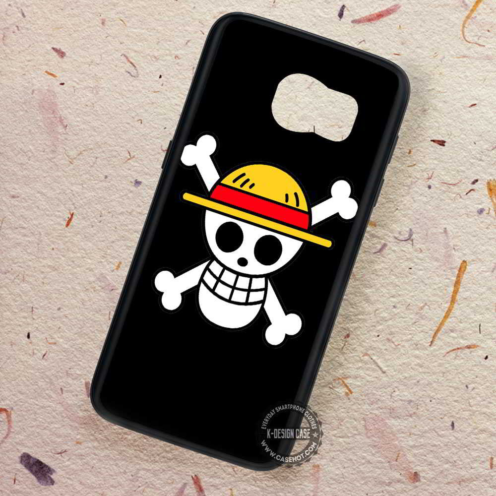 Straw Hat Pirates Jolly Roger iphone 11 case