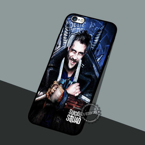 Suicide Squad Jai Courtney - iPhone 7 6 5 SE Cases & Covers