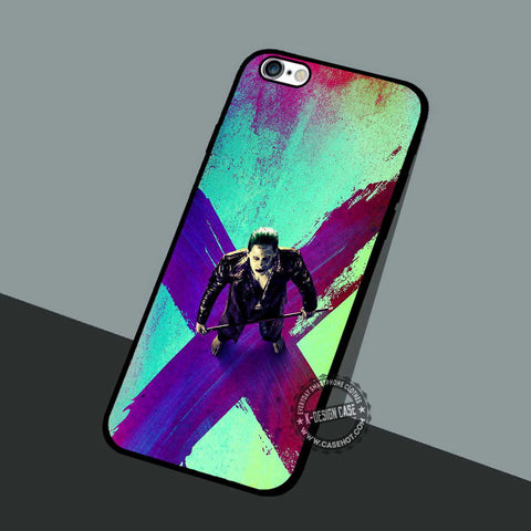 Suicide Squad Poster X  - iPhone 7 6 5 SE Cases & Covers