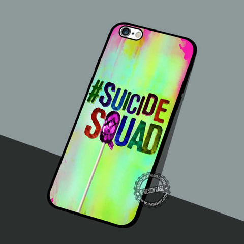 Suicide Squad Tittle - iPhone 7 Plus SE Cases & Covers