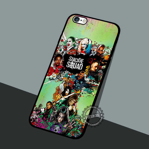 Suicide Squad Theatrical - iPhone 7 6 5 SE Cases & Covers
