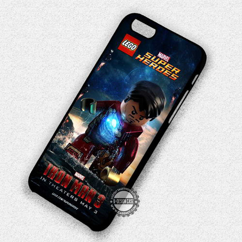 Super Heroes Iron Man - iPhone 7 6 Plus 5c 5s SE Cases & Covers
