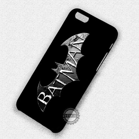 Movie Logo Batman - iPhone 7+ 6+ 5 SE 4 Cases & Covers