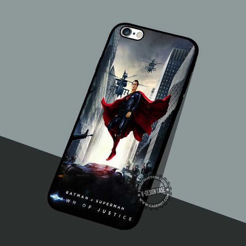 Superman Justice Poster - iPhone 7 6 5 SE Cases & Covers