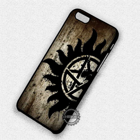 Supernatural Anti-Possession - iPhone X 8+ 7 6s SE Cases & Covers