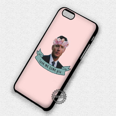 Dean Winchester Funny - iPhone X 8+ 7 6s SE Cases & Covers