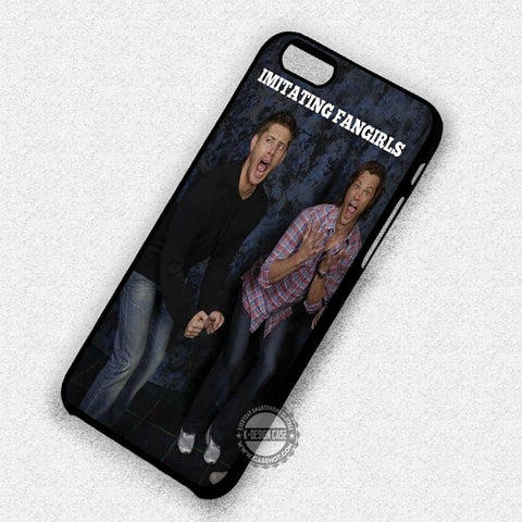 Winchester Funny Pose - iPhone 7 Plus 6 5S SE 4 Cases & Covers