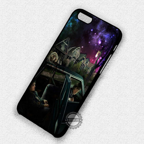 Supernatural Paint Galaxy - iPhone 7 6 Plus Cases & Covers