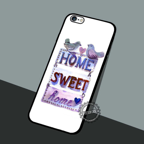 Sweet Home Modern - iPhone 7 6 5 SE Cases & Covers