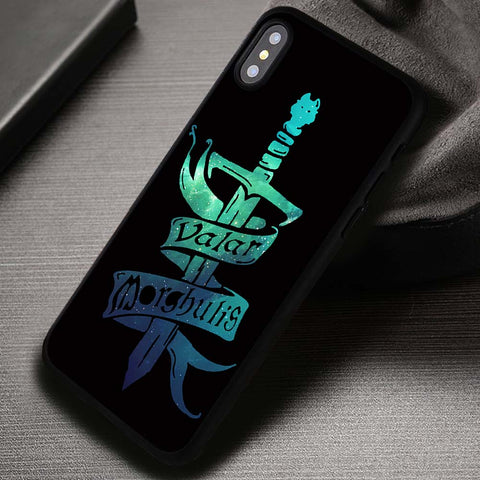 Sword Valar Morghulis Game Of Thrones - iPhone X Case