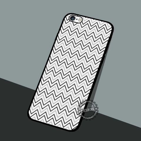 Symmetry Geometric - iPhone 7 6 5 SE Cases & Covers