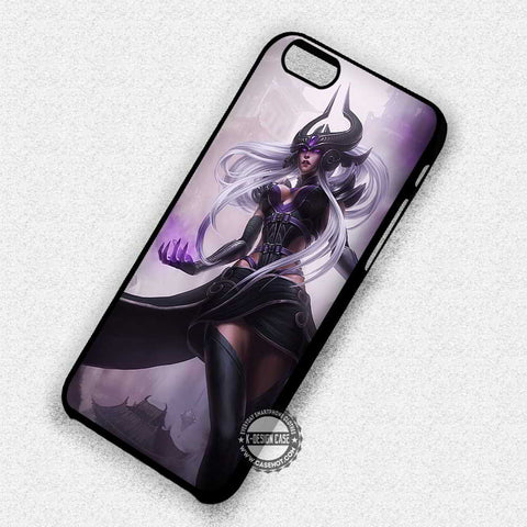 League of Legends Syndra - iPhone 7 6 Plus 5c 5s SE Cases & Covers
