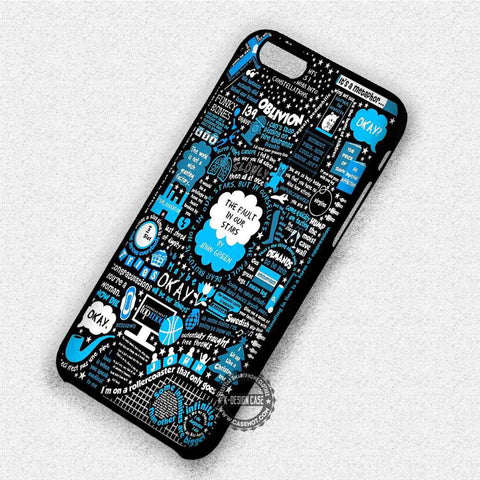 The Fault in Our Stars - iPhone 7 6 Plus 5c 5s SE Cases & Covers