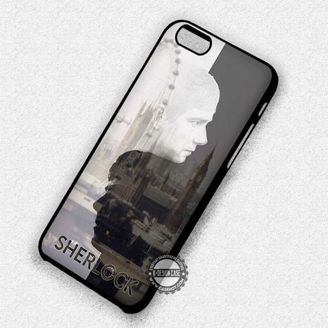 TV Movie Detective - iPhone 7 Plus 6 Plus SE Cases & Covers
