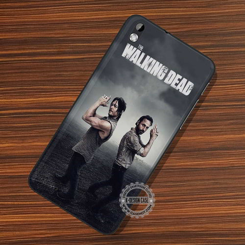Poster The Walking Dead - LG Nexus Sony HTC Phone Cases and Covers