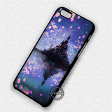 Tangled Castle in Painting - iPhone 7 6 Plus 5c 5s SE Cases & Covers