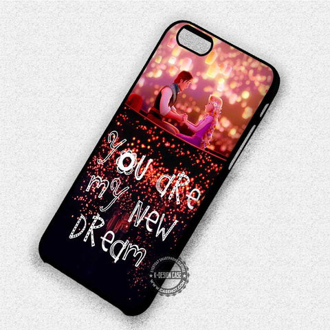 Tangled Quote Disney - iPhone 8+ 7 6s SE Cases & Covers